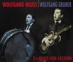 Wolfgang Neuss: 2x Neuss von gestern