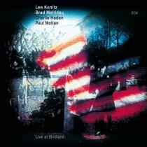 Lee Konitz/Brad Mehldau/Charlie Haden/Paul Motian: Live at Birdland