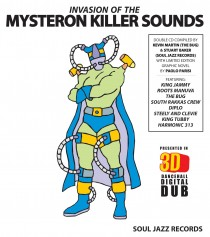 Various: Invasion Of The Mysteron Killer Sounds