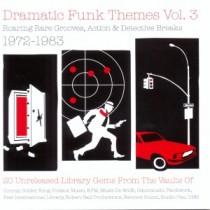 Various: Dramatic Funk Themes Vol. 3