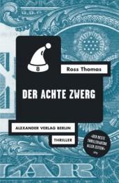 """Cover des Buches """"Der achte Zwerg"""" von Ross Thomas"""