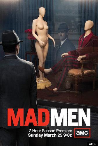 spotlight tv kritik mad men season 5 culturmag. Black Bedroom Furniture Sets. Home Design Ideas
