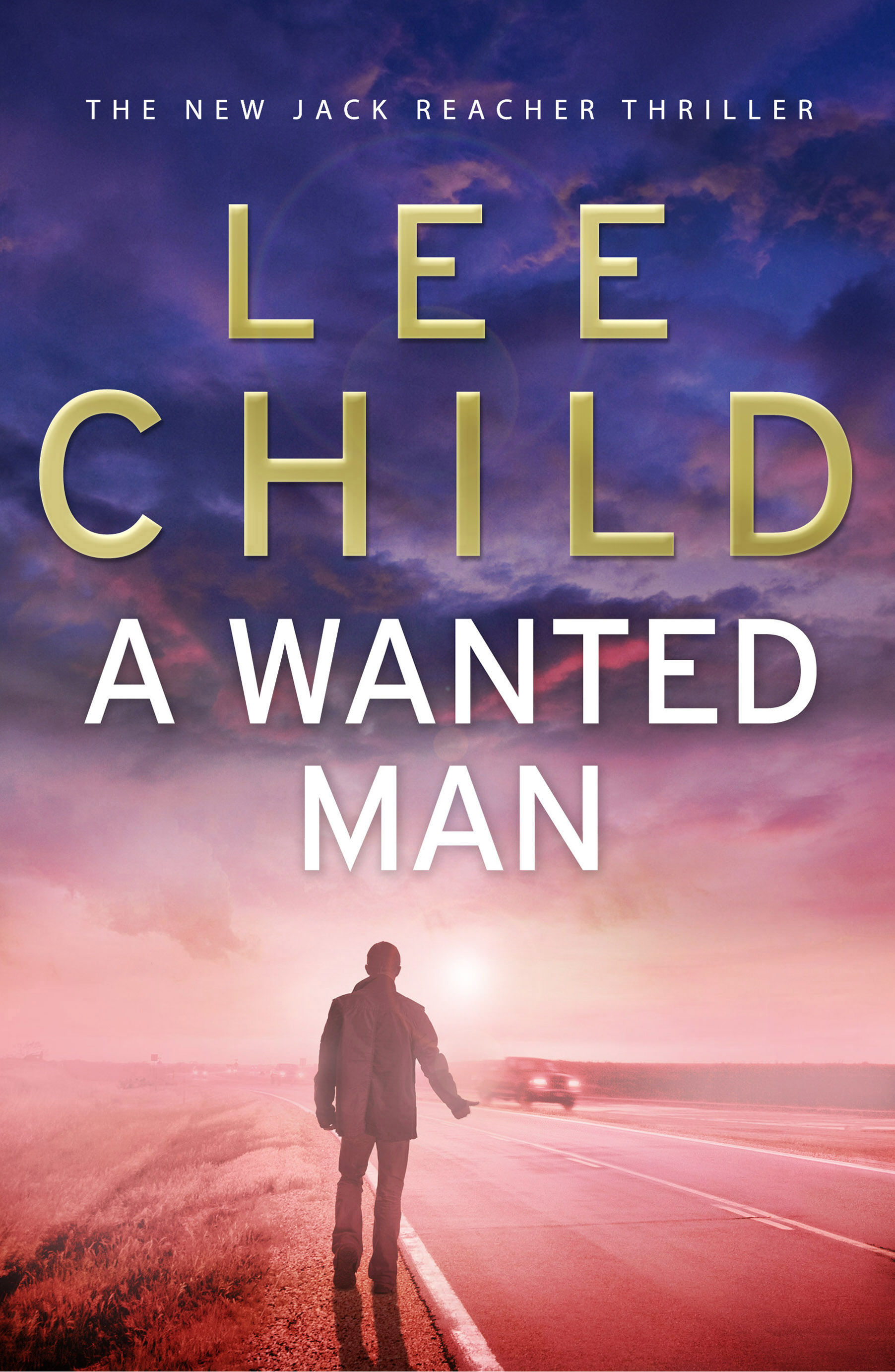 Wanted man lee child