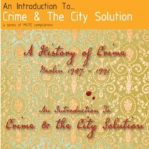 Crime & the City Solution: An Introduction to...