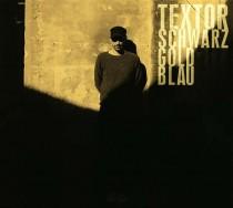 Textor _ Schwarz Gold Blau