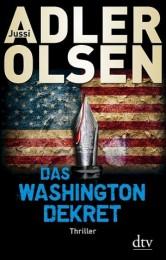 Jussi Adler-Olsen_Das Washington-Dekret