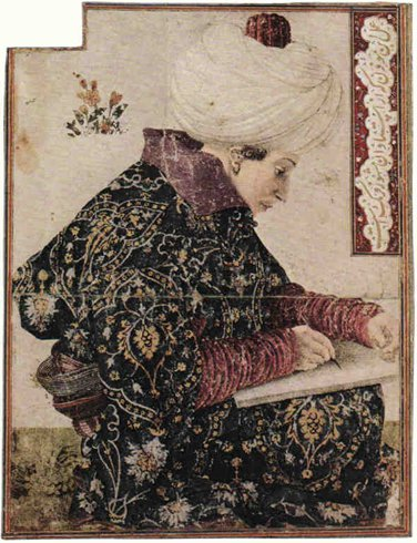 Gentile Bellini _ THE TURKISH ARTIST