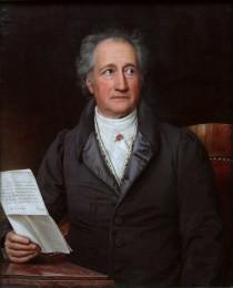Johann Wolfgang von Goethe im 70. Lebensjahr (Bild: Wikimedia Commons - Stieler, Joseph Karl (1781–1858) - Public Domain )