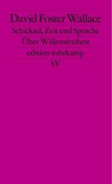 David Foster Wallace _ Schicksal Zeit und Sprache
