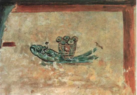 Eucharistischer Fisch