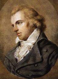 Friedrich Schiller(von Ludovike Simanowiz, 1794)