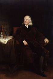 NPG 413; Jeremy Bentham by Henry William Pickersgill