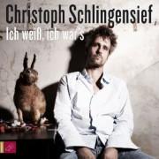 Christoph Schlingen sief_ich_weiss_ich_wars