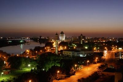Khartoum by Night