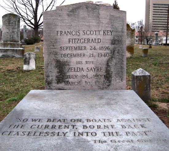 F._Scott_and_Zelda_Fitzgerald_grave