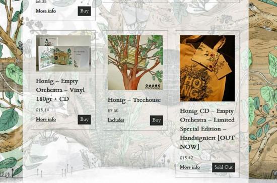 Honig_Shop