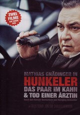 """""""Hunkeler. Tod einer Ärztin & Das Paar im Kahn""""; Verfilmung nach den Romanen von Hansjörg Schneider, artfilm.ch, 2004"""