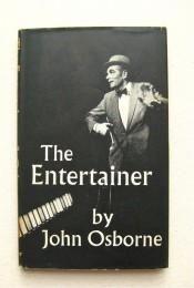 """John Osbornes """"The Entertainer"""", Cover der Erstausgabe von 1957, Quelle: Book-Shop.com"""