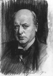 Portrait of Henry James_1913 by John Singer Sargent