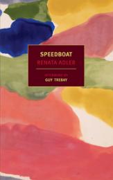 Renata Adler_Speedboat