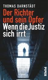 Thomas Darnstädt_Der Richter und sein Opfer