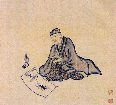 Basho-SugiyamaSanpu(1647-1732)
