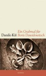 Danilo_Kis_Ein_Grabmal_für Boris_Dawidowitsch