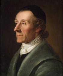 Johann Caspar Lavater (Literaturmuseem Gleimhaus Halberstadt)