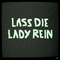 Klotz & Dabeler_ Lass die Lady rein