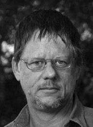 William T. Vollmann (© Kent Lacin/Suhrkamp)