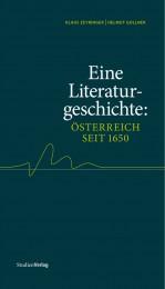 Zeyninger_Gollner_Eine Literaturgeschichte - Österreich seit 1650