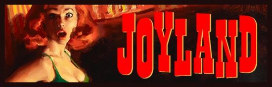 Joyland-Promoseite
