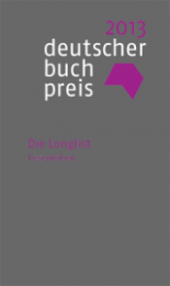 Deutscher Buchpreis Leseprobe