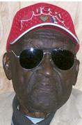 Monroe Isadore, 107 years old (USA)