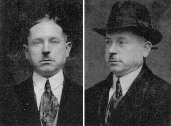 Peter Kürten, dem Massenmörder von Düsseldorf, wurden 9 Morde und 7 Mordversuche zur Last gelegt.