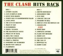 clash hits back tracklist