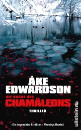Ake Edwardson_Die Rache des Chamäleons