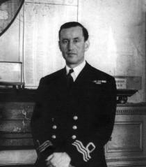 Marineoffizier Ian Fleming