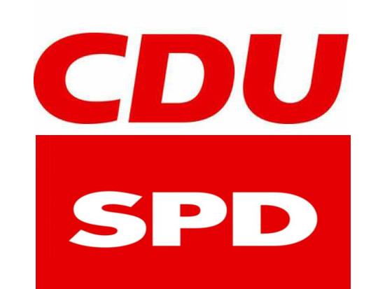 Spd Cdu Koalition
