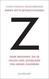 Enzensberger_Herrn Zetts Betrachtungen