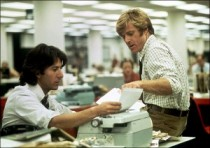 All the President's Men ist die Film-Adaption des Buches über die Watergate-Affäre  von Carl Bernstein und Bob Woodward aus dem Jahre 1976.