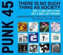 punk 45 vol ii