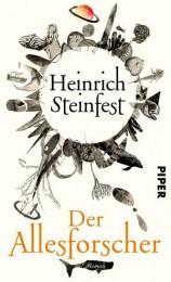 Heinrich Steinfest_Der Allesforscher
