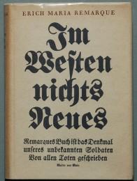 Remarque_Im_Westen_nichts_Neues_1929