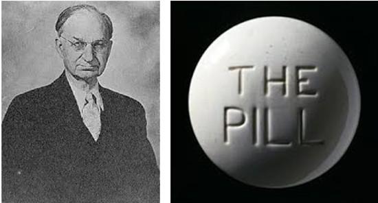 DR. HERTZLER and his nemesis