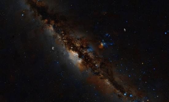 Band der Milchstraße
