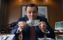Leonardo Di Caprio, Wolf of Wall Street