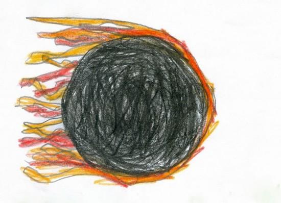 Ole van Ooyen - Der schwarze Komet