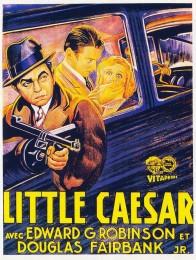 Robert_Warshow_Die unmittelbare Erfahrung Poster Little Caesar