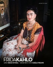 Gerard-de-Cortanze-Frida-Kahlo-und-Diego-Rivera-Gesehen-von-Giscle-Freund